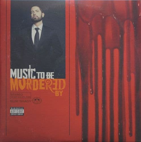 Eminem, Slim Shady<br>Music To Be Murdered By<br>2LP